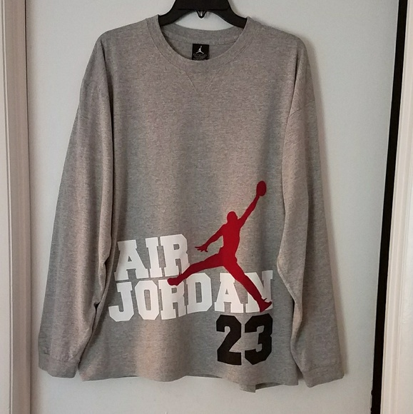 sneakers for cheap b3e45 fcaa0 Air Jordan Other - 🏆AIR JORDAN LONG SLEEVE T-SHIRT
